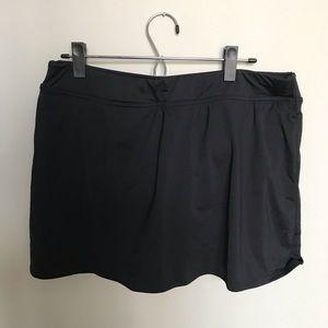 Lands End Swim Skirt NWT